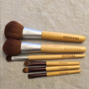 Bamboo eco tools beauty 360 makeup brushes